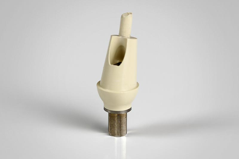 Dental Milling Solutions - abutment