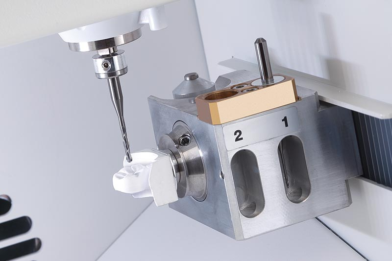 Dental Milling Solutions - dry milling
