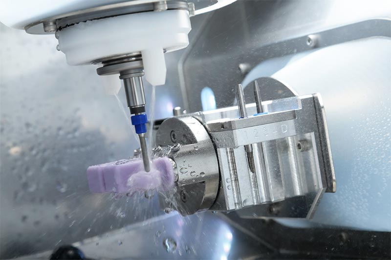 Dental Milling Solutions - wet milling