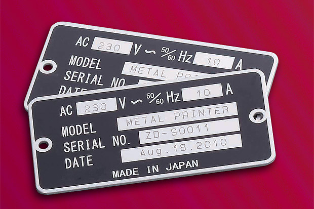 industrial marking small tags