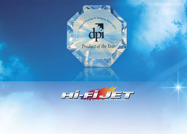 1999 Roland wins its first DPI Product of the Year award for the Hi-Fi JET.