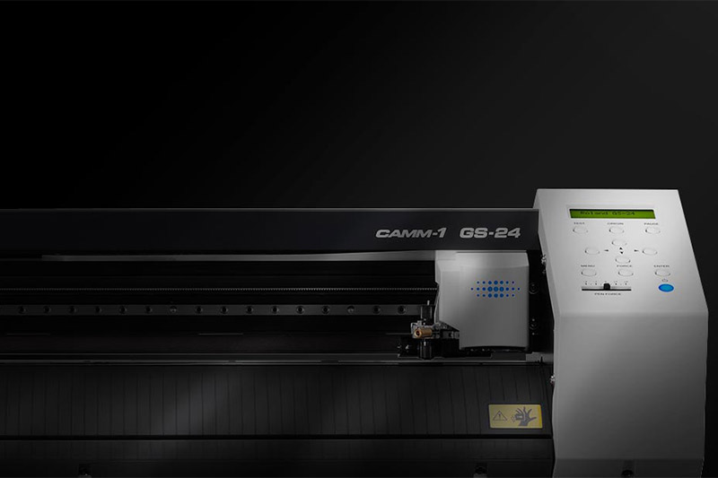 "GS-24 24"" desktop vinyl cutter"