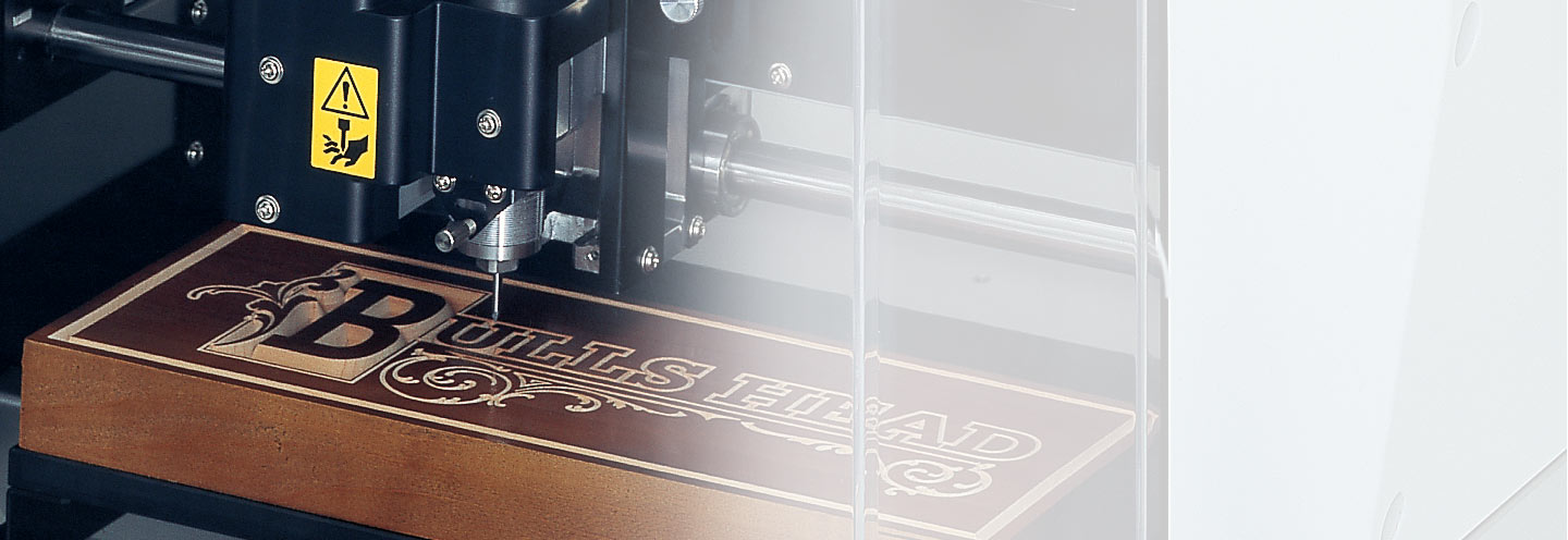 engraving with EGX-350