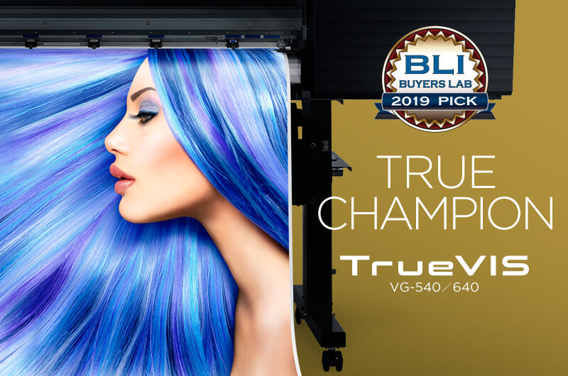 BLI Pick Awards 2019 - TrueVIS VG series