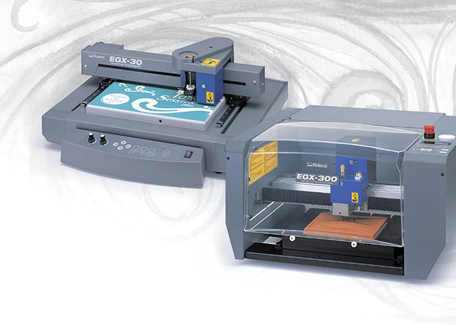 EGX Series engravers