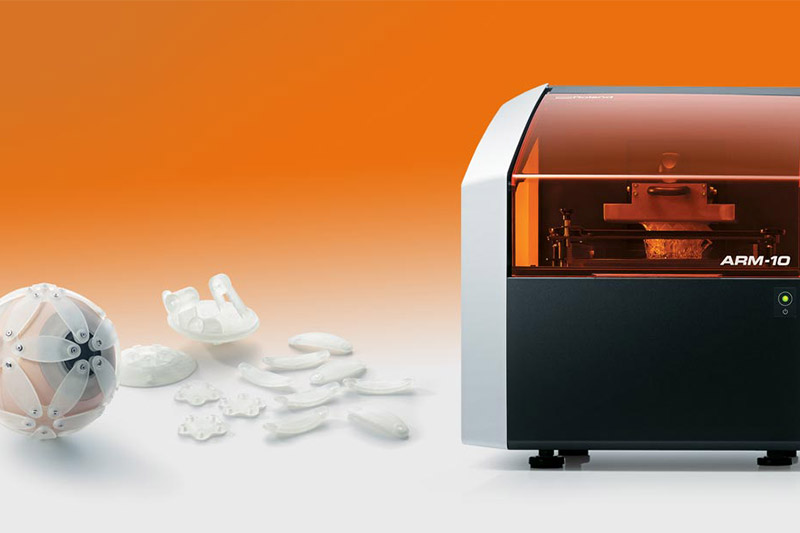 monoFab ARM-10 Desktop 3D Printer